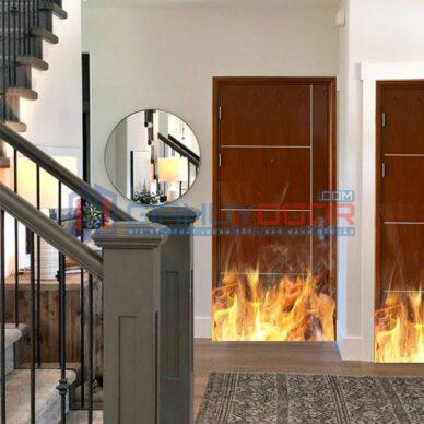 Báo giá cửa gỗ chống cháy mới nhất 2021